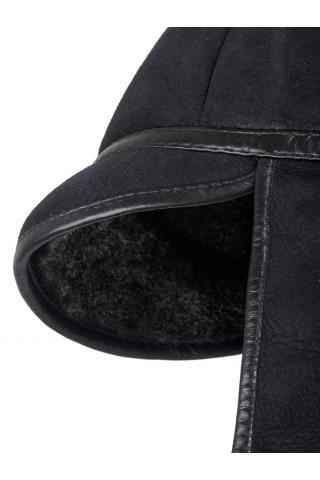 Шапка-ушанка с козырьком м.121 брисса