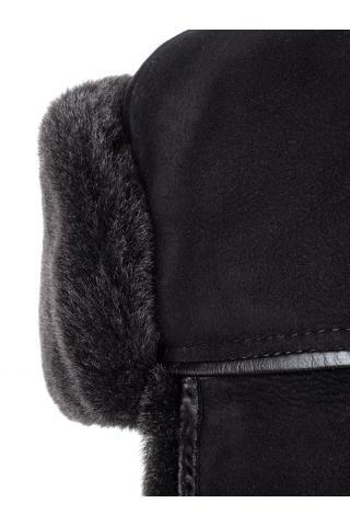 Ушанка-финка из овчины м. 22 брисса