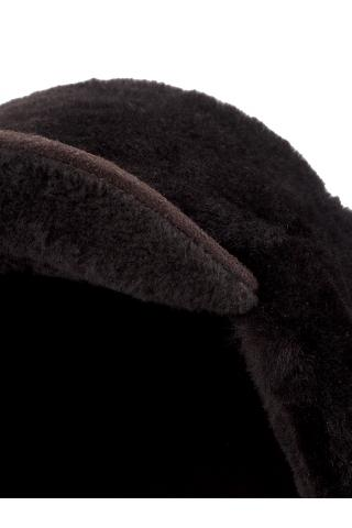 Боярка с козырьком из овчины м. 720