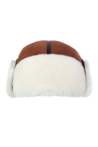 Шапка-финка из овчины м.950 виски