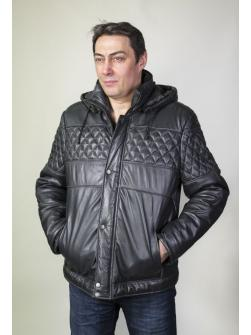 Куртка кожаная 229