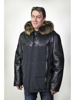 Куртка кожаная 328