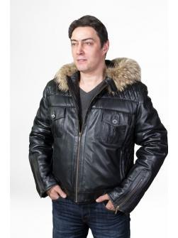 Куртка кожаная 5654