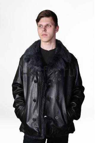 Куртка кожаная 81005